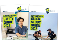 2021 International Study Guide cover