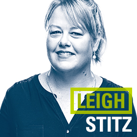 Get to know Leigh Stitz
