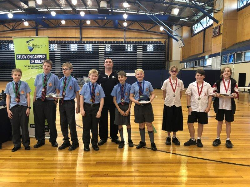 2018 Winners of the Secondary Rescue competition