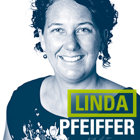 Get to know Linda Pfeiffer