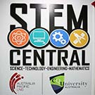 STEM Central - one of the venues for the Monadelphous CQUniversity Indigenous STEM Camp.