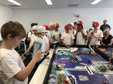 Grammar wins FIRST LEGO League Challenge hosted by CQUni