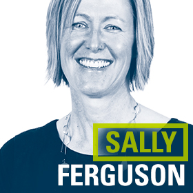 Get to know Sally Ferguson