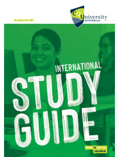 International Study Guide 2021