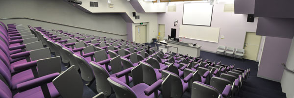 Large lecture theatre