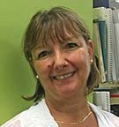 Dr Marika Guggisberg - a lecturer in Domestic & Family Violence who is based at CQUni Perth.