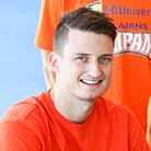 CQUni Exercise and Sports Sciences student Shaun Bruce