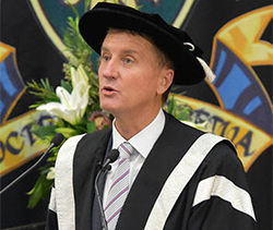 VC inauguration at CQUniversity
